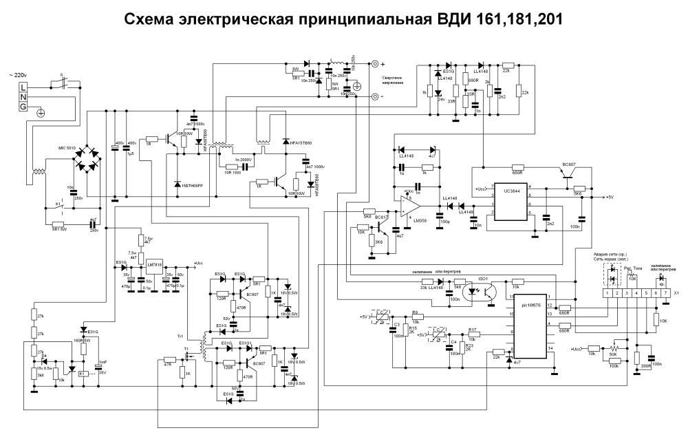 Сварочный аппарат инвертор