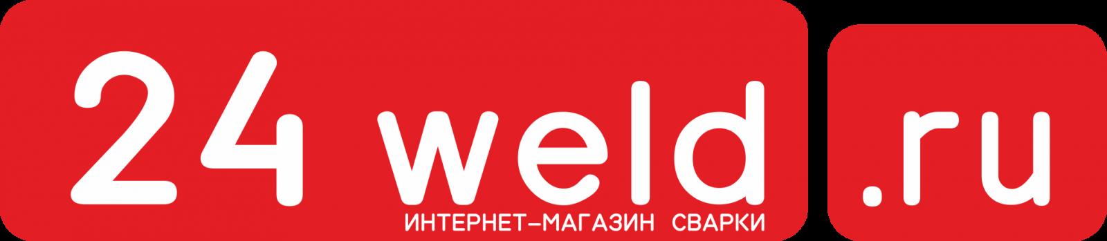 логотип 24weld плоский СВАРКА24