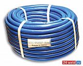 Рукав кислородный, синий, диаметр 9 мм, Класс 3