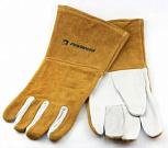Перчатки кожаные мягкие Foxweld